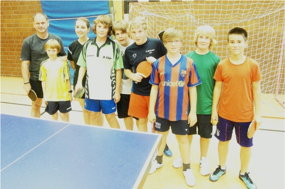 Trainingsgruppe Thomas Waldi