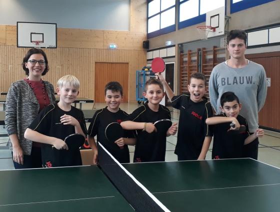 Jugend trainiert für Olympia - Mannschaft