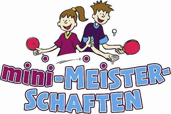 Tischtennis-Mini-Meisterschaften